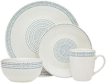 Godinger Stacatta 16-Piece Dinnerware Set