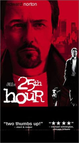 25th Hour [VHS]