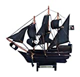 Hampton Nautical Blackbeard's Queen Anne's Revenge, 7'