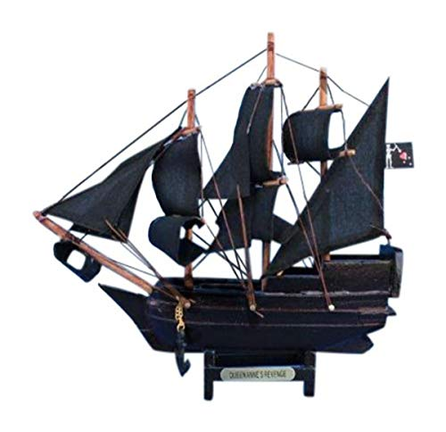 Hampton Nautical Blackbeard's Queen...