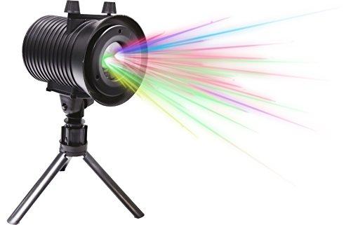 LED Projektor | LED Effektlicht innen & außen | Ideal als Weihnachtsbeleuchtung Außen oder Halloween Beleuchtung | LED Projektor Lichter Outdoor