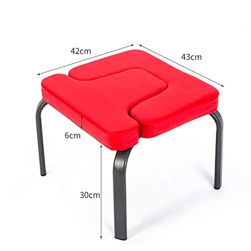 For Sale! FANHUA Handstand Artifact Home Yoga Stool Auxiliary Machine Inverted Chair Fitness (Color ...