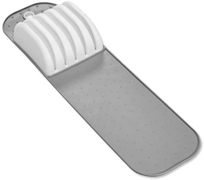 madesmart Small In-Drawer sold out Knife Mat CLASSIC White COLLECTION - Directly managed store