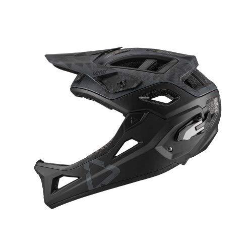 Leatt Helm MTB 3.0 Enduro Fahrrad Erwachsene Unisex Schwarz M