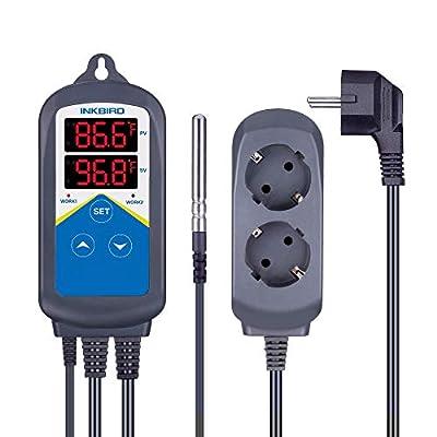 Inkbird ITC-306T 220V régulateur de température