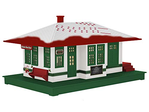 Lionel Christmas, Electric O Gauge Model Train Accessories, Santa Tracker Command Tower