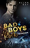 Bad Boys Rock - Donovan (Rockstar Romance 2)
