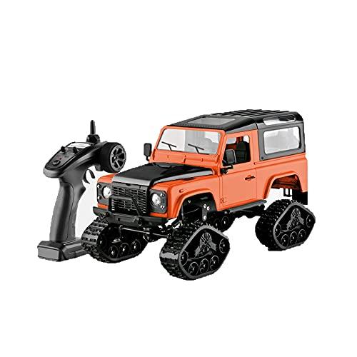 JINFENFG 4WD RC Buggy Car 1:12 Modelo de simulación Vehículo Todoterreno 2.4GHz Vehículo de Escalada Todoterreno El Coche de Juguete de Control Remoto de Carga Favorito de los niños pa