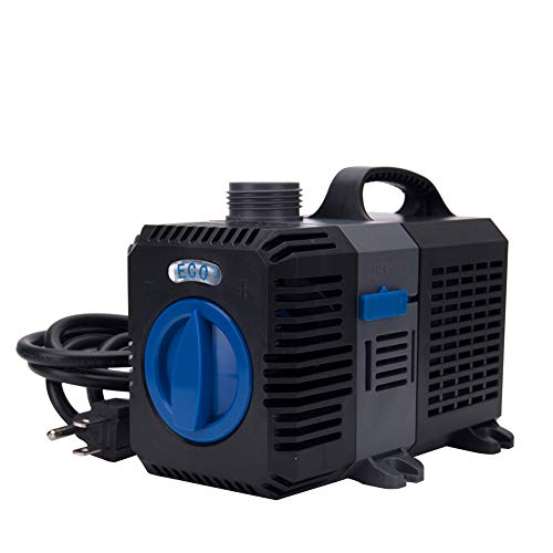 2100GPH Adjustable Flow Submersible Frequency Water Pump Aquarium Fish Pond Hydroponics