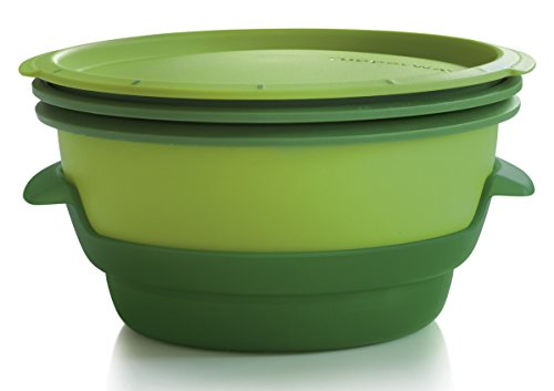 Tupperware Smart Steamer in new green color by Tupperware
