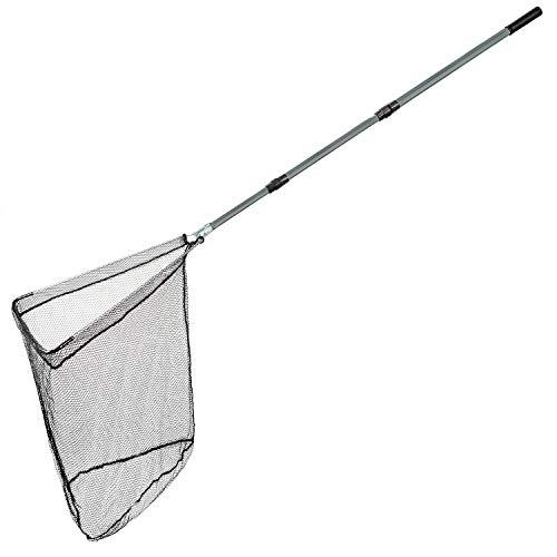 ARAPAIMA FISHING EQUIPMENT® Teleskopkescher | Angeln Kescher Teleskop | klappbarer Unterfangkescher - anodisiert - 250cm
