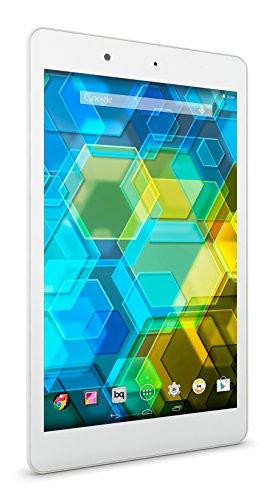 BQ Edison 3–Tablet 8 Zoll / 20,3 cm, WiFi, 16 GB, 1 GB RAM weiß