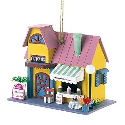 Storefront Themed Bird Cottage Birdhouses