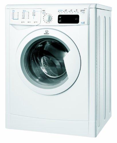 Indesit IWDE 7145 B (EU) Waschtrockner / /1064 kWh/Jahr / kg /7 + 5 kg (Waschen+Trocknen)/ nur 50 L beim Waschen