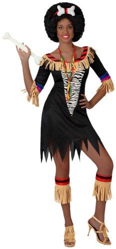 Atosa - Disfraz Indigena mujer Zulu (M-L)
