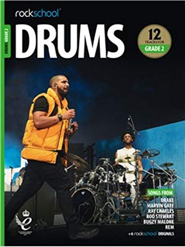 Rockschool Drums Grade 2 (2018)