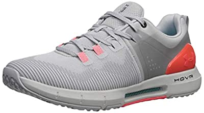 Under Armour Women's HOVR Rise Cross Trainer, Halo Gray (101)/Halo Gray, 9.5
