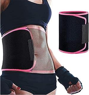 Sweat Waist Trimmer Belt (For Women and Men) Assorted