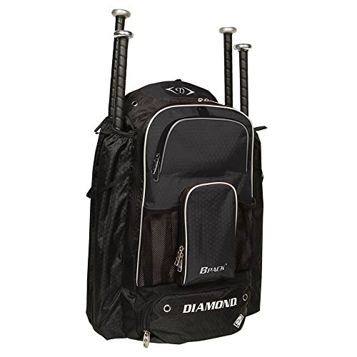Diamond BPACK Baseball Bat Pack - Camo/White - BPACK