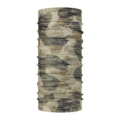 Buff Coolnet UV+ Insect Shield Tubular, Unisex Erwachsene, Unisex, 122534.303.10.00, grün, Einheitsgröße