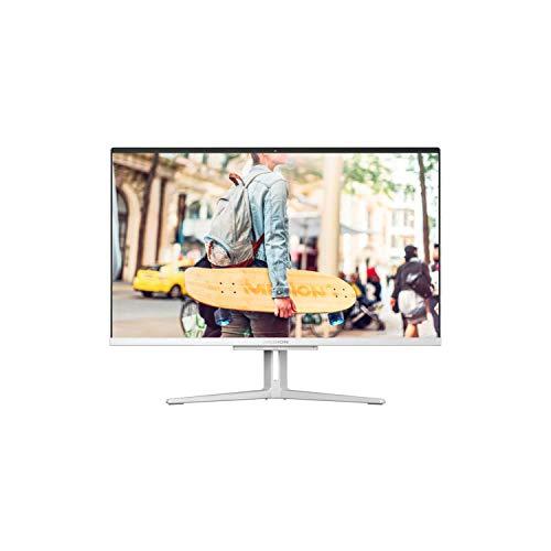 MEDION AKOYA E23403 23.8 Inches - (Silver) (Intel Core i5-1035G1 Quad-core...
