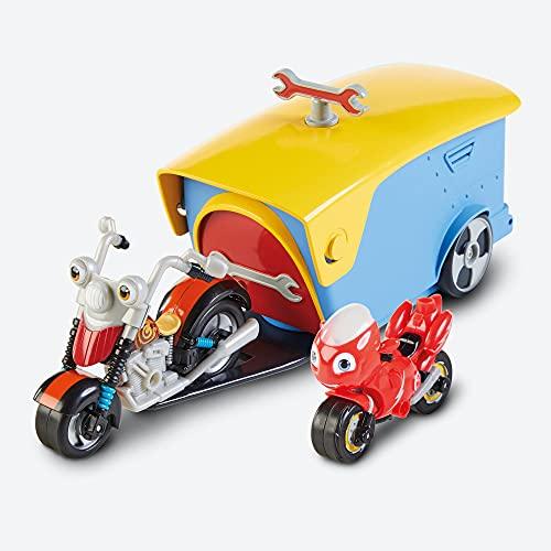 Ricky Zoom T20092 Spielzeug, Mehrfarbig