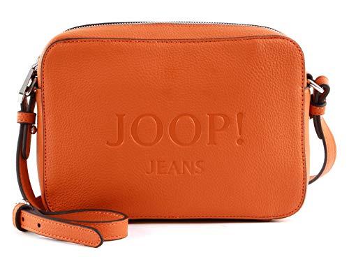 Joop! lettera cloe Schultertasche shz Farbe orange Umhängetasche Kunstleder