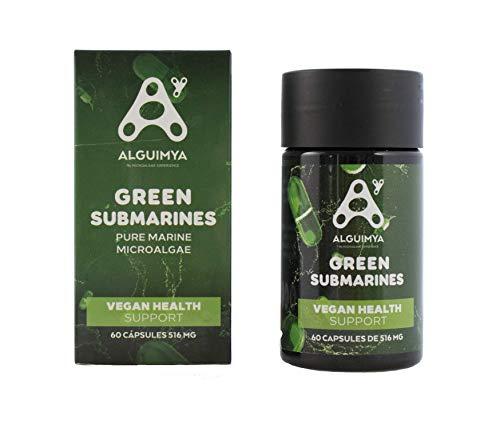 Alguimya Green Submarines vegan 60Cap. 1 x 200 g.