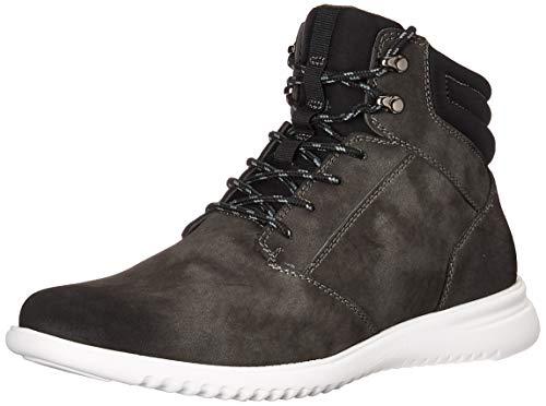 Unlisted by Kenneth Cole Men's Nio Hybrid Boot Fashion, Dark Grey, 8.5 M US