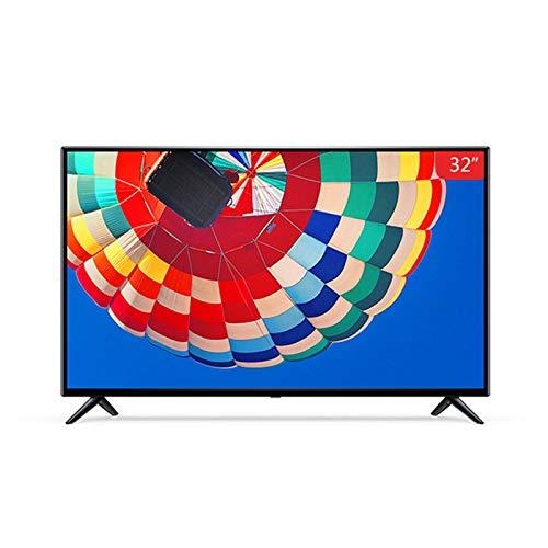 LTINN TV de Alta definición de 32 Pulgadas, procesador de 64 bits + parlantes estéreo, Alto Rendimiento, Imagen Delicada, Memoria Grande de 1GB + 4GB