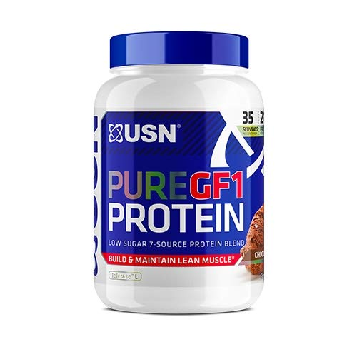 USN Pure Protein IGF-1 Chocolate Powder, 1 kg
