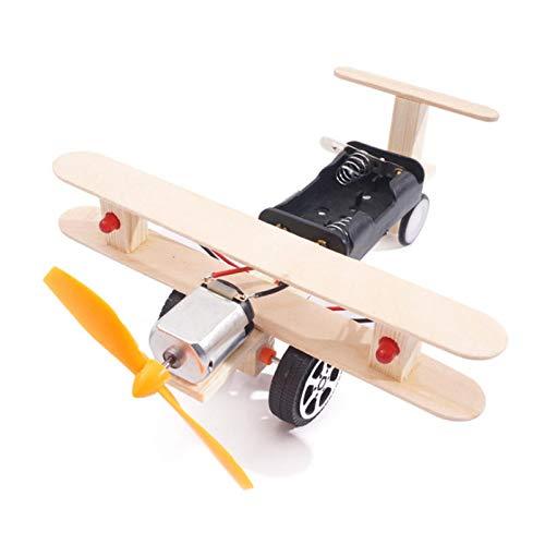 Double Lanterne électrique roulage (aéronautique) Aircraft DIY Aircraft Expérimentale Modèle Sciences Jouets
