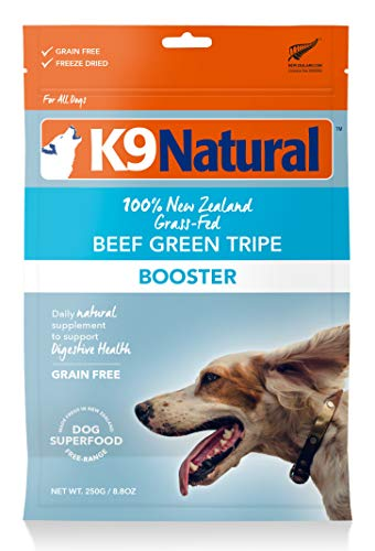 K9 Natural Freeze Dried Dog Food Topper By Perfect Grain Free, Healthy, Hypoallergenic Limited Ingredients For All Dog'S - Raw, Freeze Dried Mixer (Beef, 8.8Oz)
