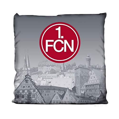 1. FC Nürnberg Kissen Dämmerung