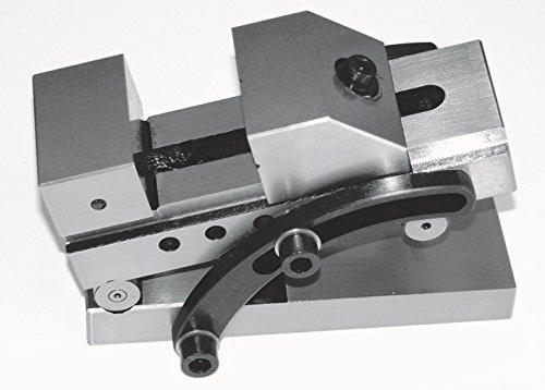 CNC QUALITÄT Präzisions Schleif- und Kontrollschraubstock 50 mm Backenbreite - Sinus