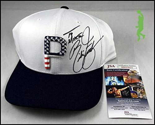 Best Review Of Rickie Fowler To Mike Autographed Usa Puma Golf Hat Cap Masters Coa - JSA Certified -...