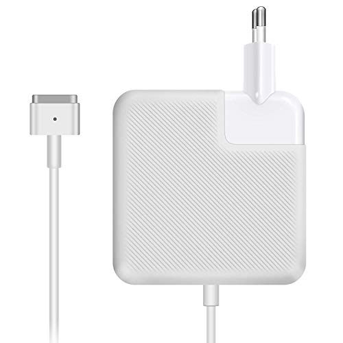 AndMore Cargador Compatible con Macbook Air, 45W Adaptador MagSafe 2 para Macbook Air, MacBook Air 11' 13' Pulgadas A1466/A1465/A1436/A1435 - Mediados 2012, 2013, 2014, 2015, 2017 Modelos