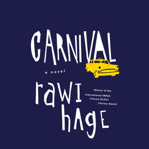 Carnival audiobook cover art