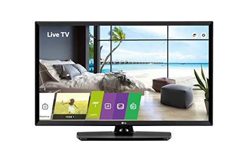 LG 32in Entry Smart Hotel TV 81,3 cm (32) Full HD 240 cd/m2 Schwarz Smart TV 10 W