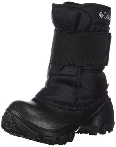 totes Comfort Snow Boot, Grey, 3 US Unisex Little Kid