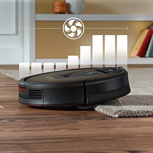 iRobot Roomba 980 Staubsaugerroboter, Ø 35 x 9 cm