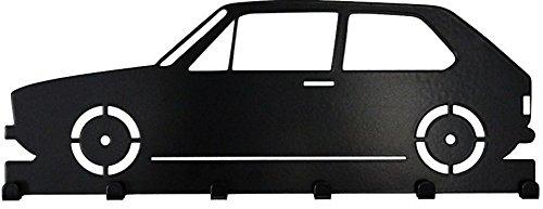 Bentatec Schlüsselbrett VW Golf 1 Optik in schwarz