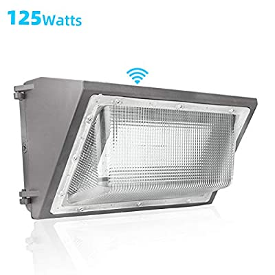 150W LED Wall pack Light,ETL List,18000lm and 5500K Super Bright White Outdoor Wall Pack LED Security Light,500-600W HPS Metal Halide Bulb Replacement