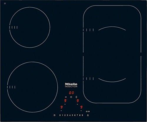 Miele KM 6323 FL.BDG Elektro-Kochfeld / Induktion / Breite: 59,2 cm, Induktions-Beheizung, TwinBooster