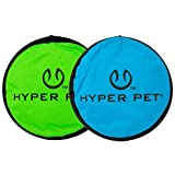 Hyper Pet Flippy Flopper Dog Frisbee Interactive Dog Toys [Flying Disc...