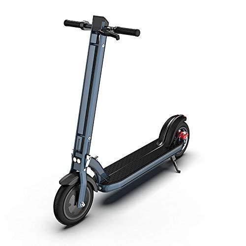 Scooter Eléctrico para Adultos Patinete Eléctrico Plegable, Motor 300W con Velocidad Máx...