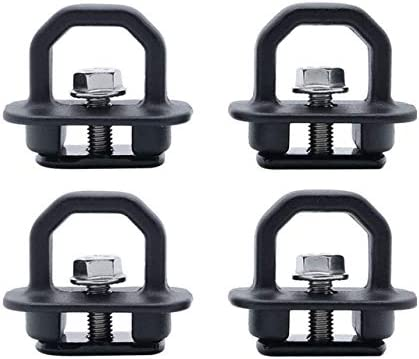 Fastener Clip Pair Car Ranking TOP2 Accessories Tie Down Bed Max 41% OFF Truck Anchor S