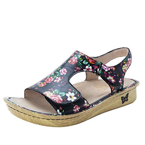 Alegria Viki Womens Sandal Blossom 7 M US
