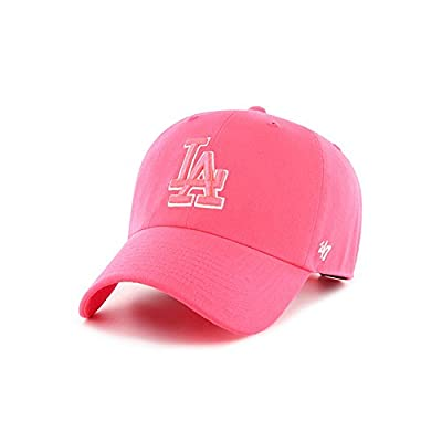 '47 Brand Los Angeles Dodgers Neon Clean up Slouch Fit Hat