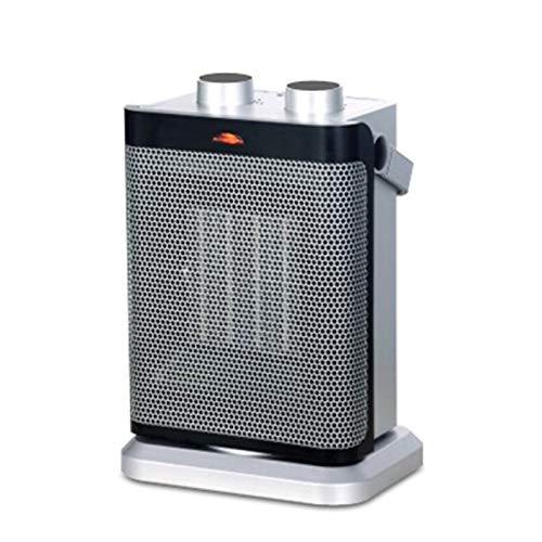 Eléctrico portáti de Aire Personal calefactor 1500W Calentador de cerámica sobre la punta de protección térmica sobre la protección Termostato ajustable Calentamiento rápido for la oficina en casa par